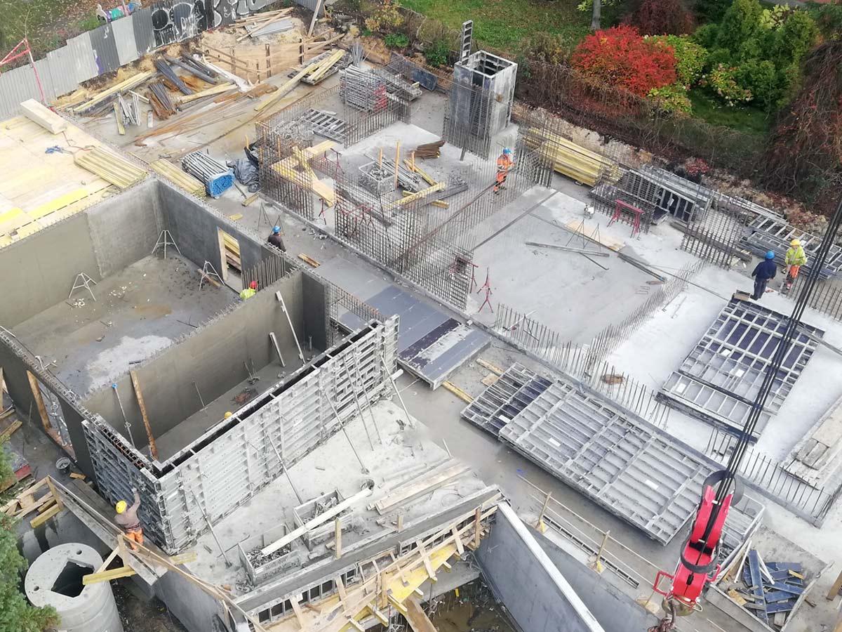 Prace budowlane 16.11.2020