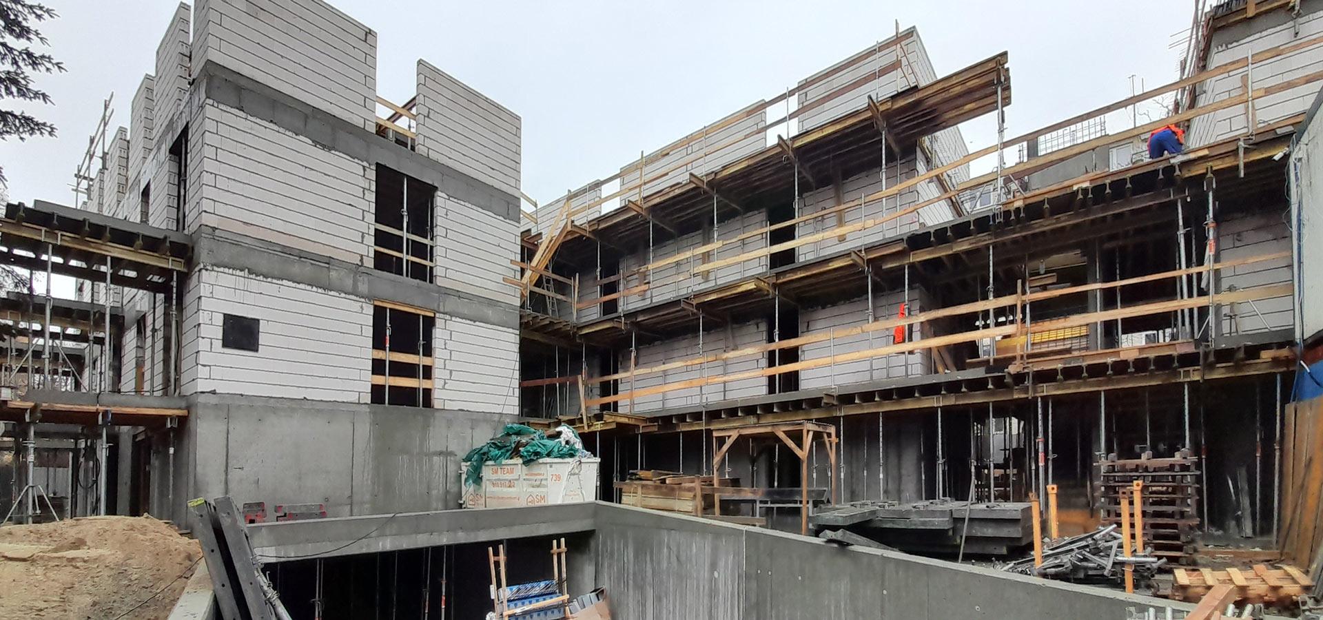 Prace budowlane 05.01.2021