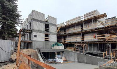 Construction progress 05.01.2021