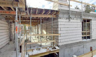 Prace budowlane 20.01.2021